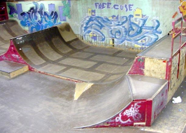 Bikes Ct CT Indoor Skate Park